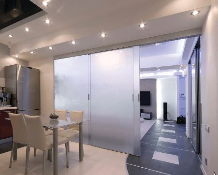 Heavy glass sliding door systems a cutting edge glass for Sliding glass door wall system