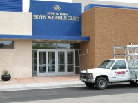 commercial storefront (boys and girl club henderson) HOME