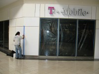 storefront-t mobile   mall fronts
