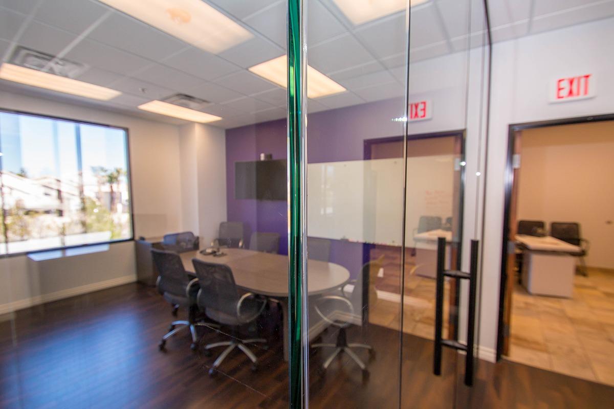 Heavy Glass Doors A Cutting Edge Glass Amp Mirror