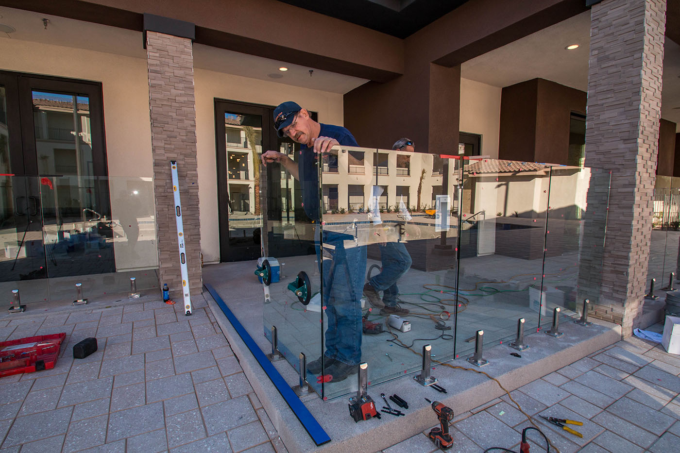 Affordable Commercial Glass Repair Amp Installation Of Las