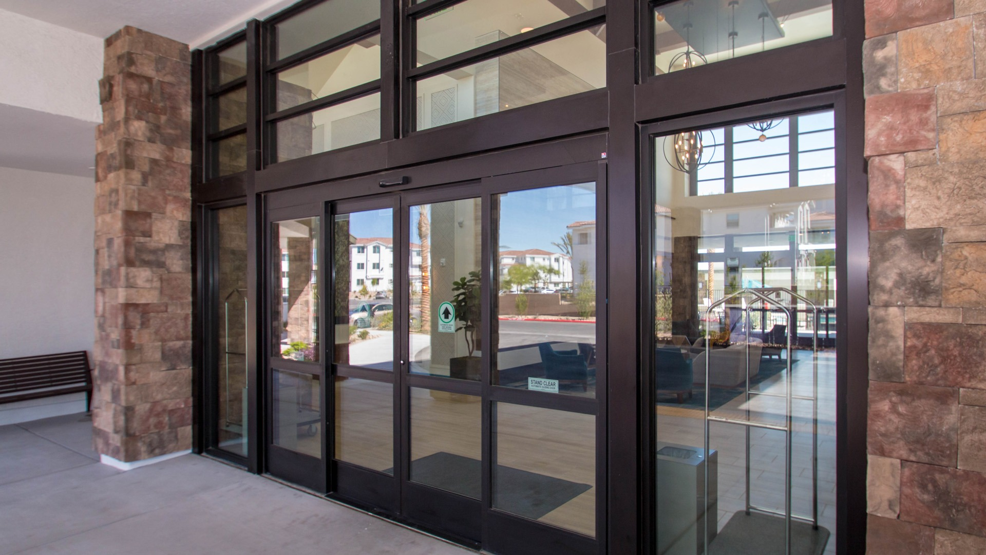 Storefront Windows And Doors reynaers aluminum business   a cutting edge glass & mirror